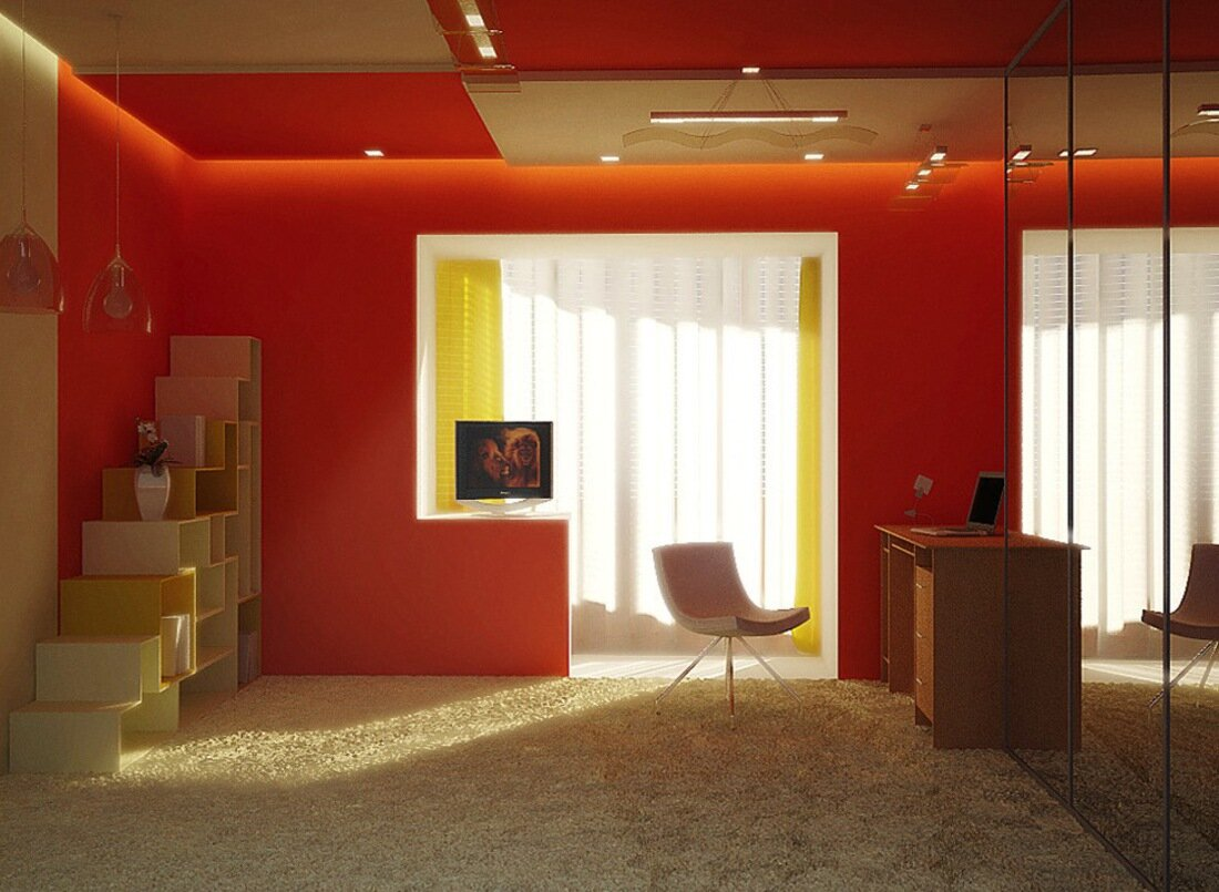 фото объединение комнаты с лоджией