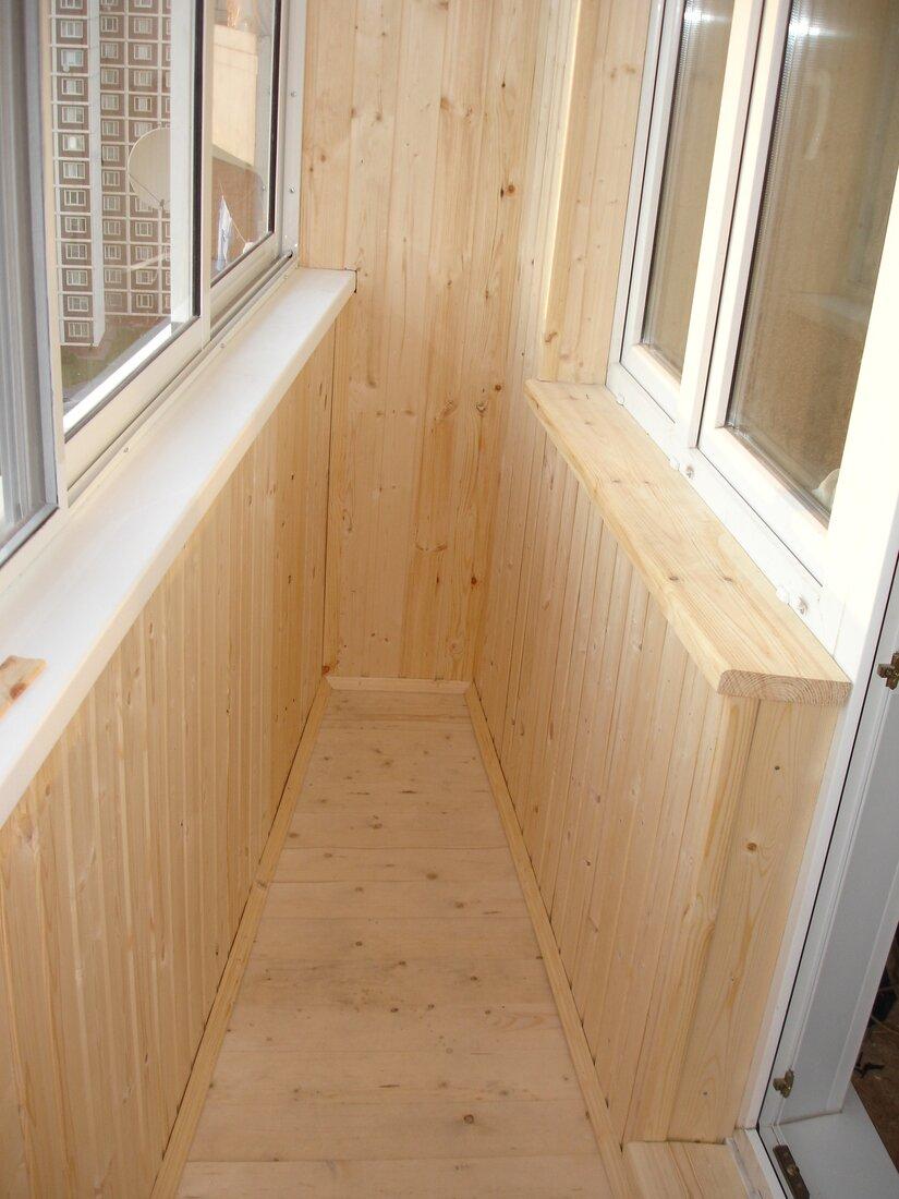 как обшить пластиком балкон инструкция